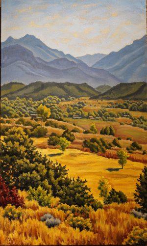 Arroyo Hondo Autumn