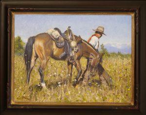 High Plains Cowboy